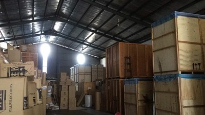 movers and storage Malaysia