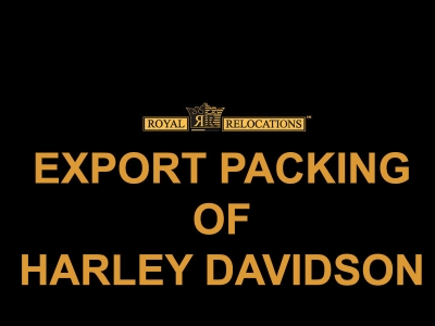 1_EXPORT PACKING OF HARLEY DAVIDSON