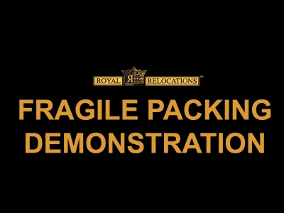 Fragile Packing Demonstration
