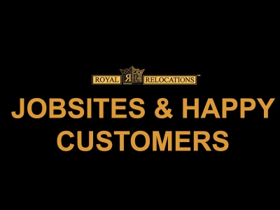 Jobsites & Happy Customers